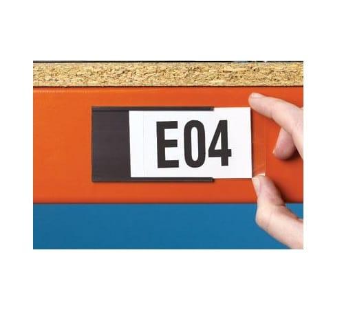 c-profiel magnetische etikethouder,etikettenhouder magnetisch,etikethouder ligger, inschuif etikethouder,insteek etikethouder