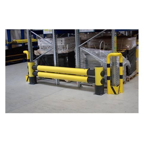kunststof aanrijdbescherming palletrekken,kunststof aanrijdbescherming palletstelling,a safe flexible solution