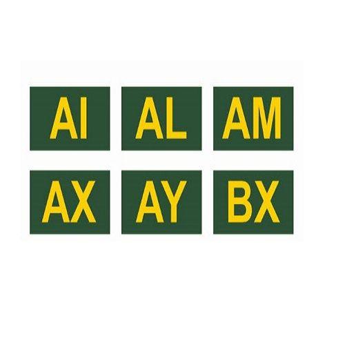 locatieborden,locatieborden magazijn,identificatiepaneel,magazijncodering,M-Rack